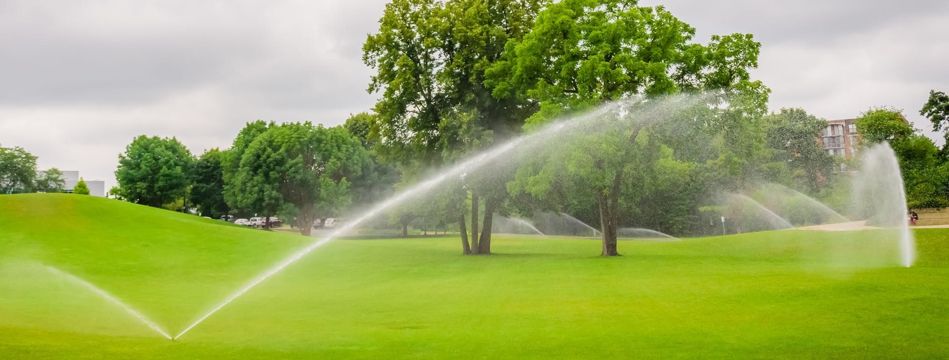 It's time to get your irrigation system started with our guaranteed Start Up Service and Backflow tests